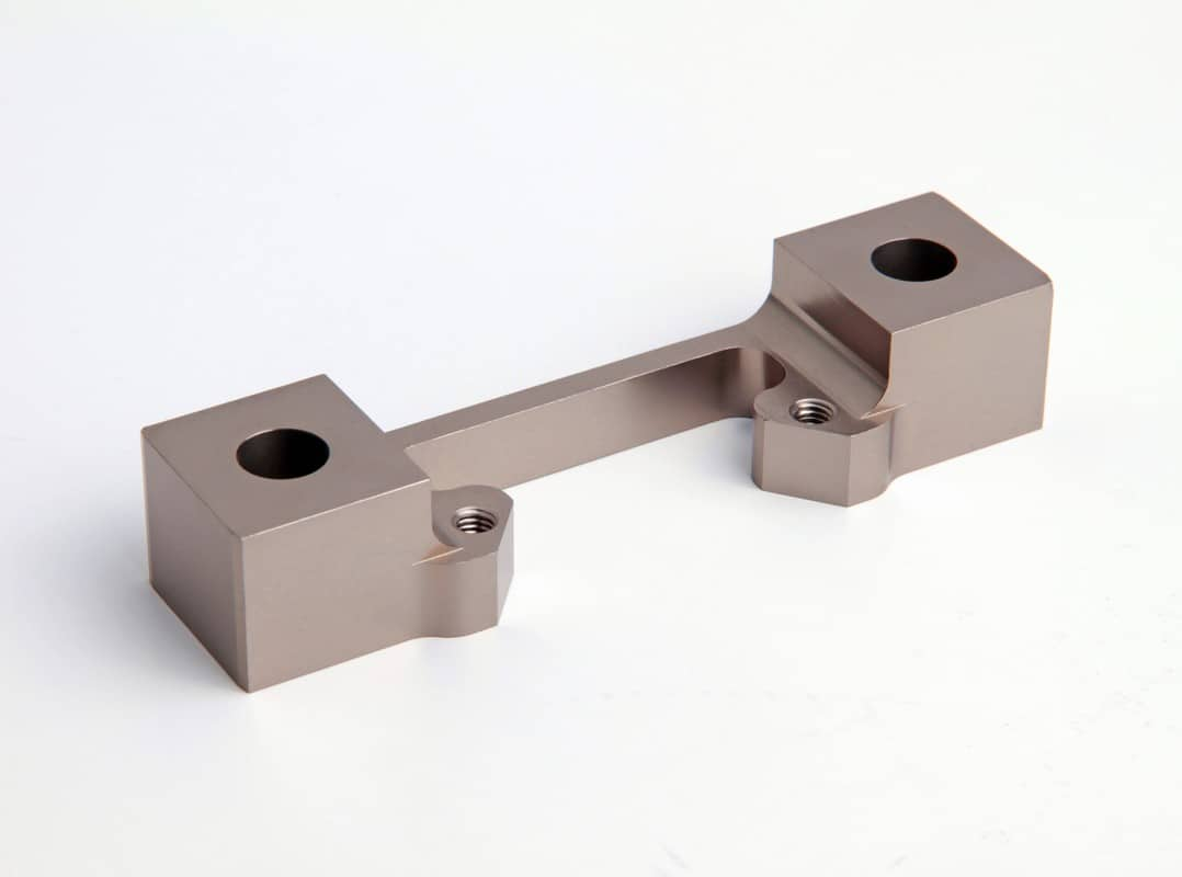 CNC Machined Part steel or aluminium