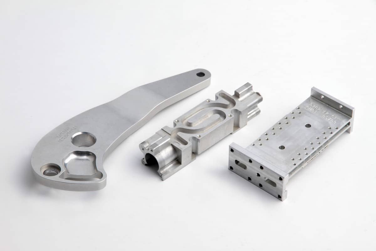 CNC Machined Steel Parts high precision
