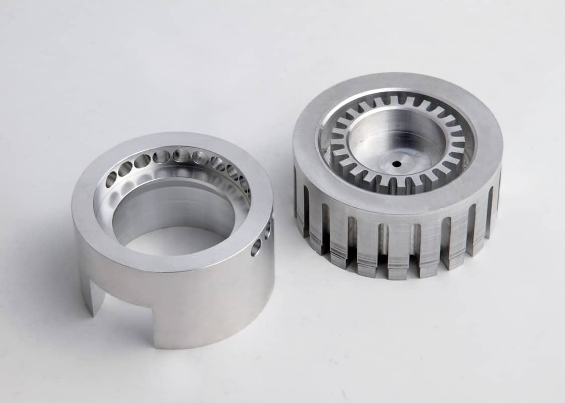 CNC Turned and Electro Discharge Machined (EDM) parts high precision
