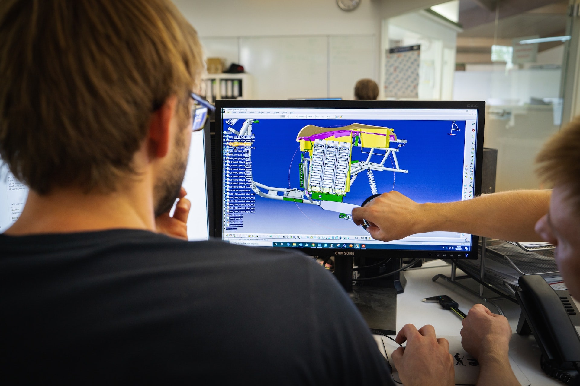 3D CAD Model Software Engineering